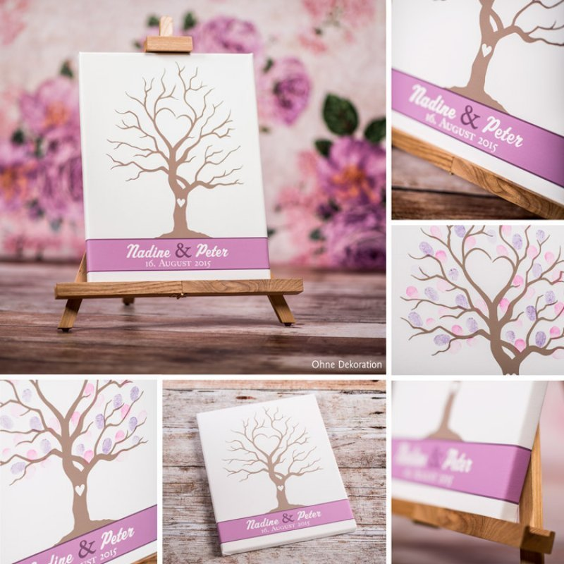 Wedding Tree Musterfoto